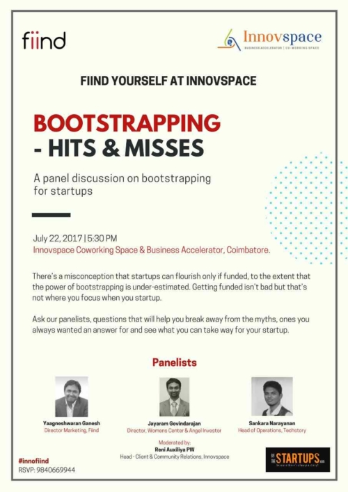 Bootstrapping Hits & Misses
